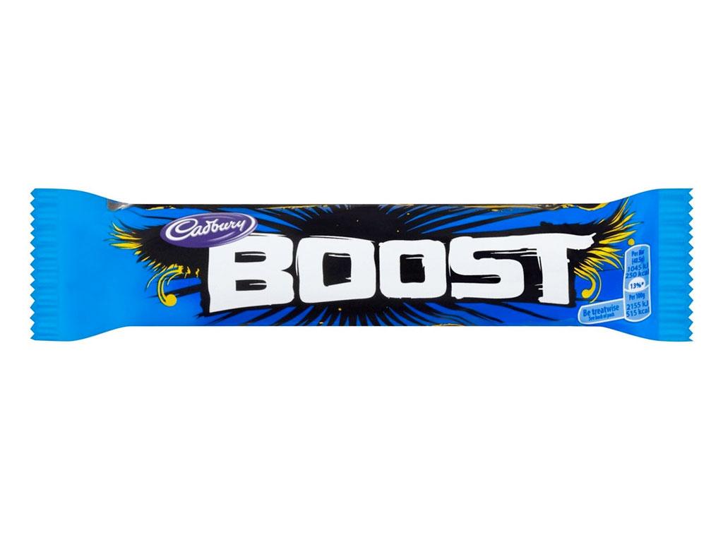 boost chocolate