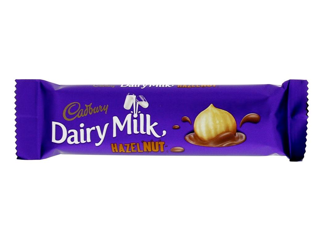 cadbury hazelnut