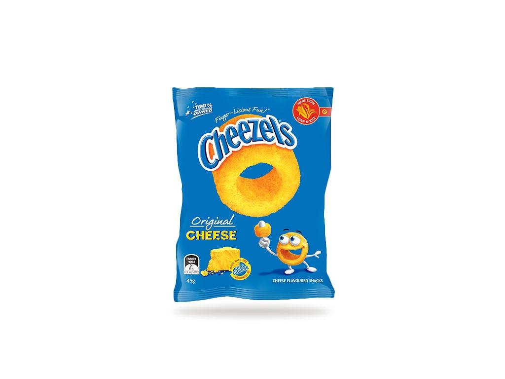 cheezels original