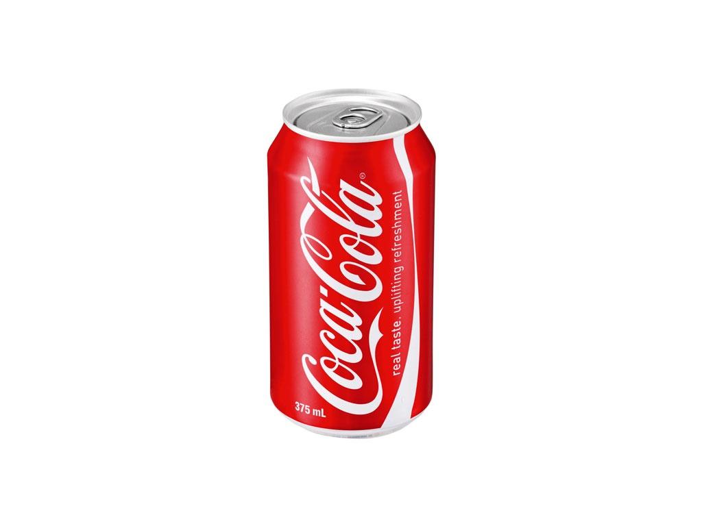 coke can original