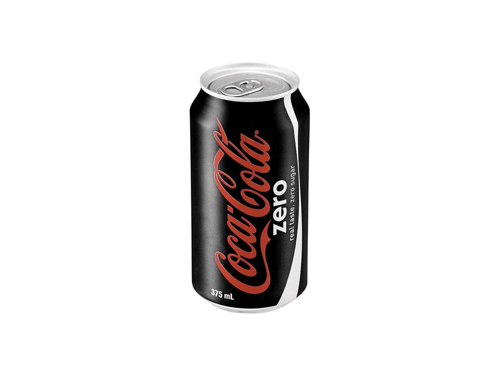 coke can zero