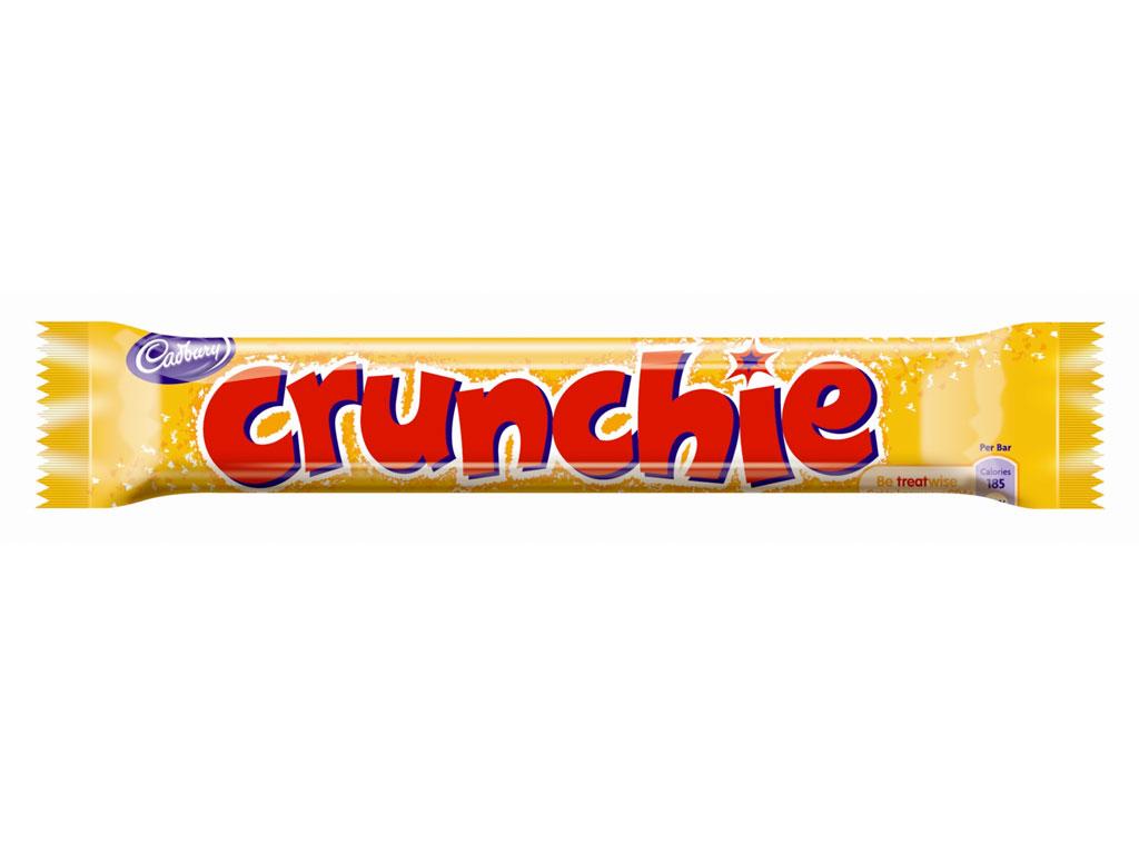crunchie chocolate