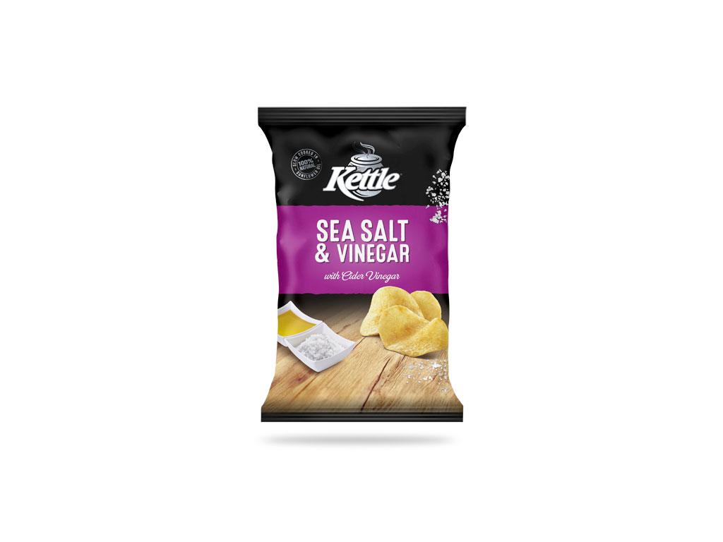 kettle sea salt vinegar
