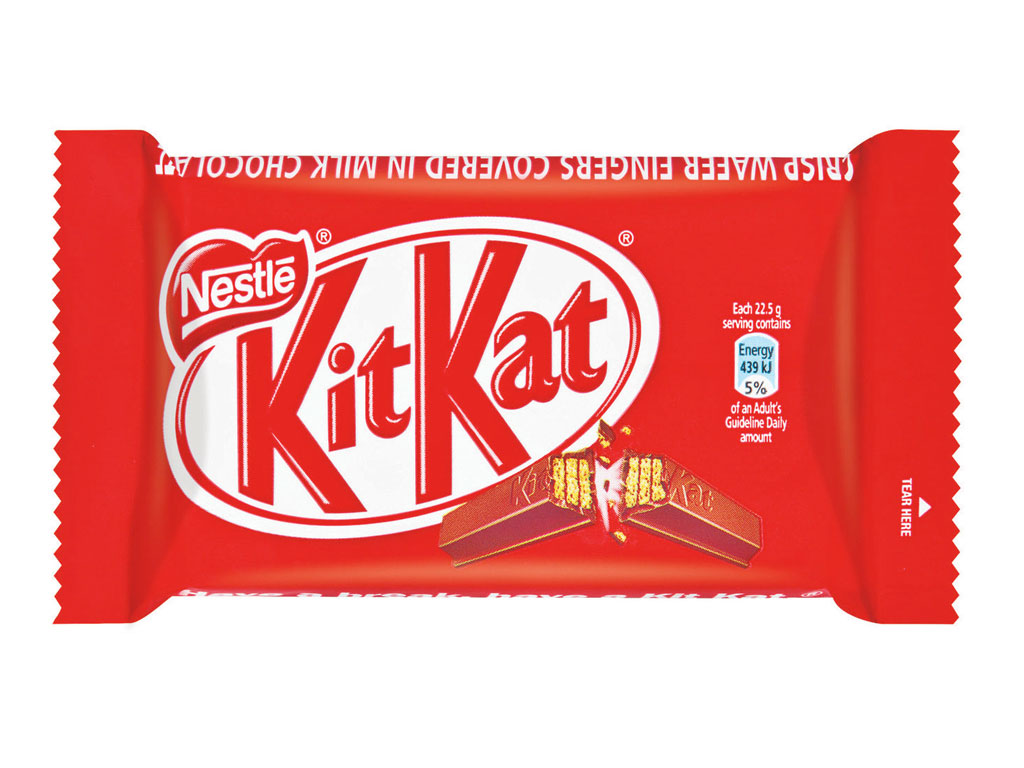 kitkat 4fingers chocolate