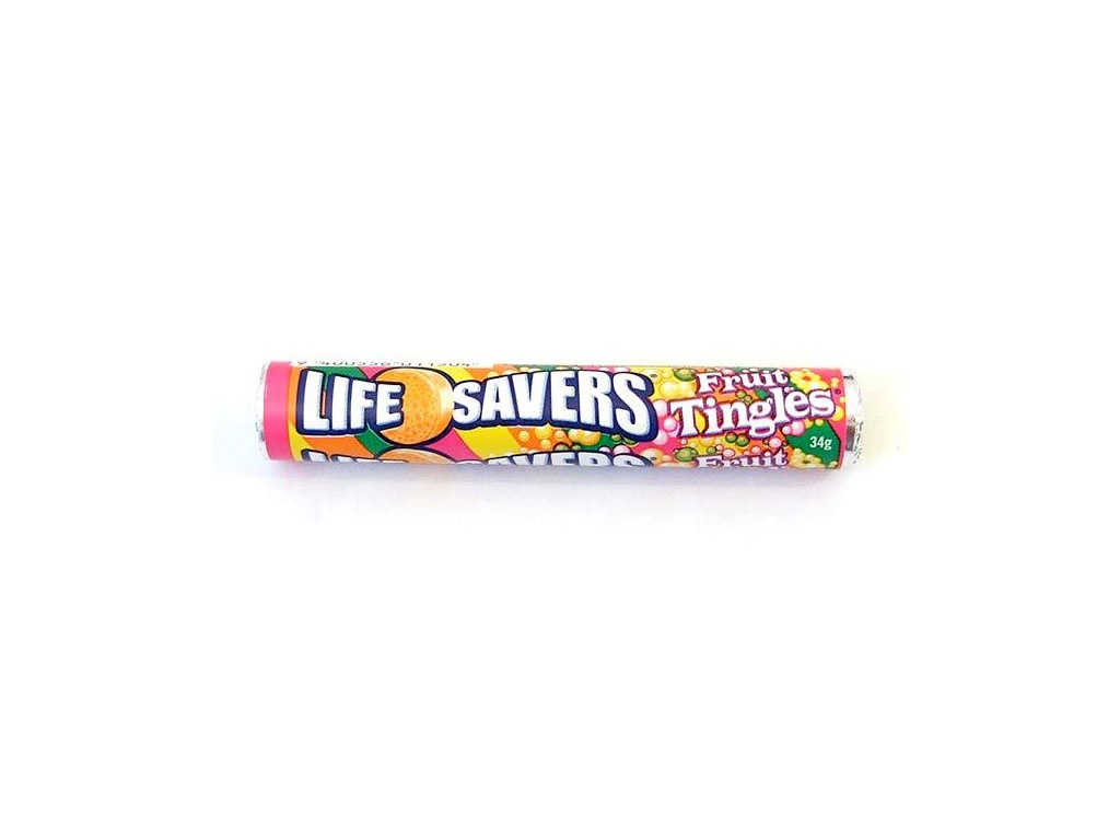 lifesavers fruit tingles