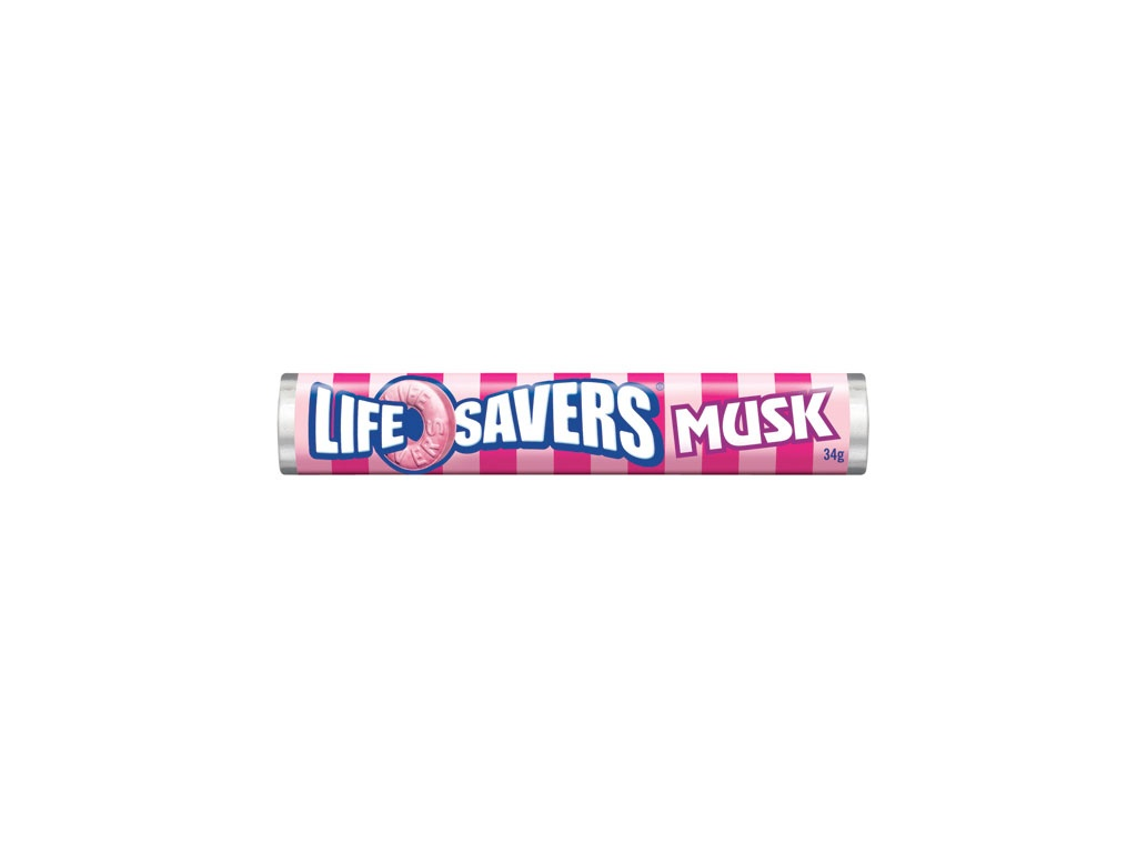 lifesavers musk