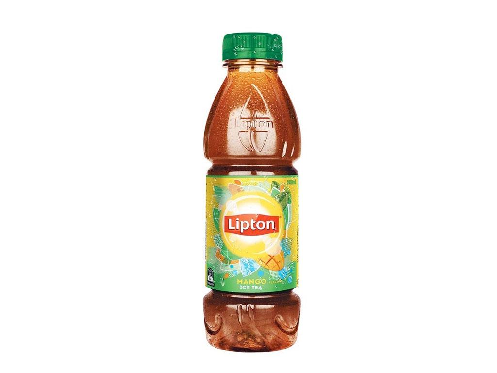 lipton ice tea mango bottle 500ml