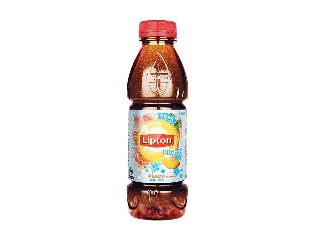 lipton ice tea peach bottle 500ml