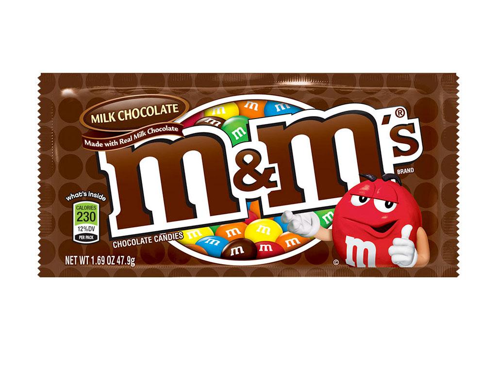 mm chocolate