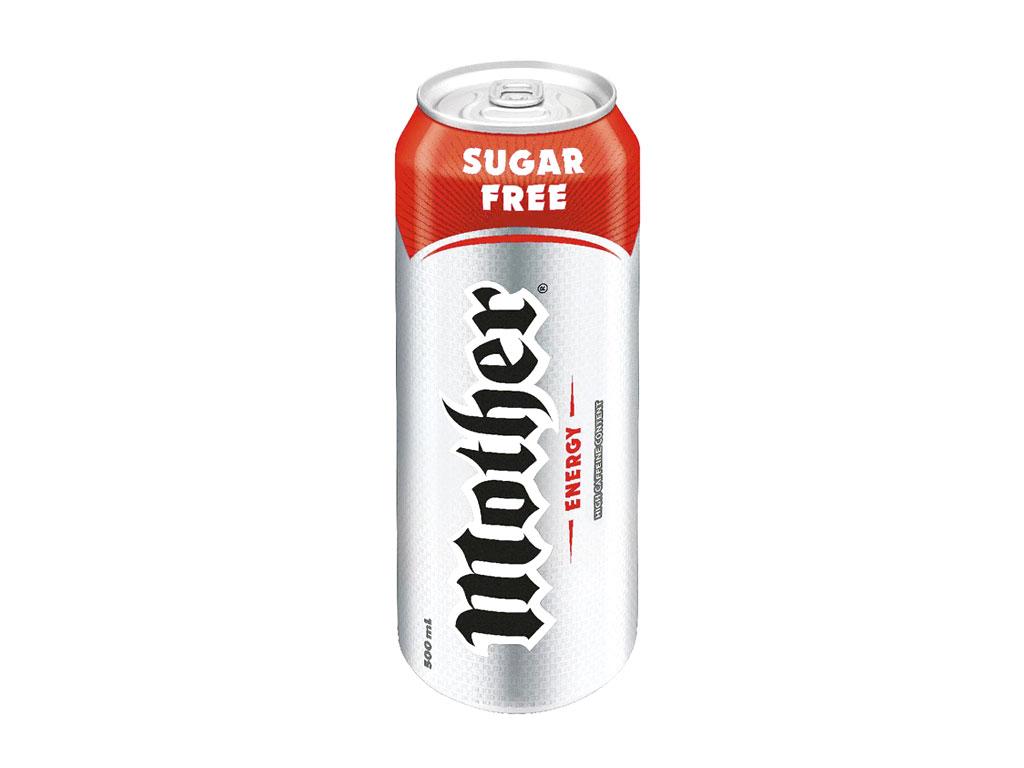 mother sugarfree can 500ml