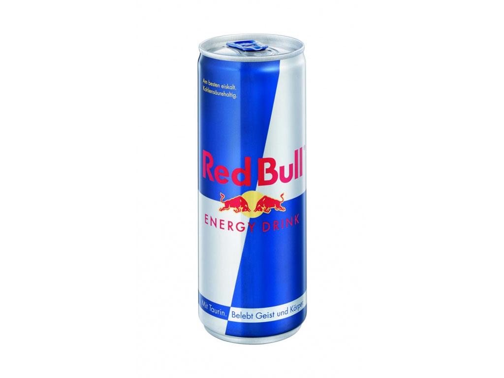 redbull can 250ml