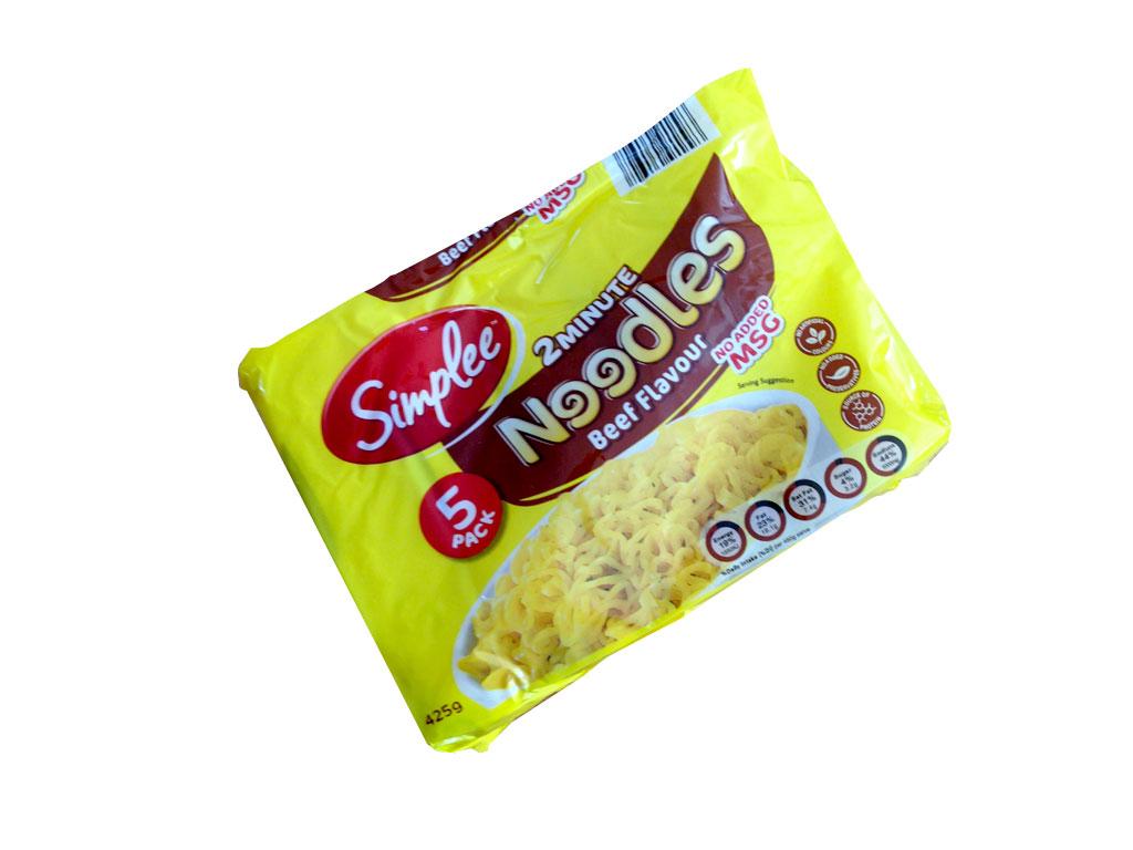 simplee noodles 2min noodles