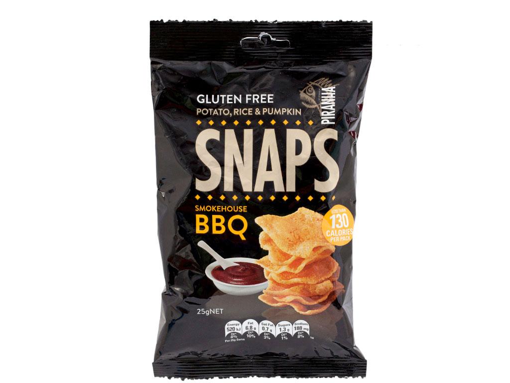 snaps bbq gluten free