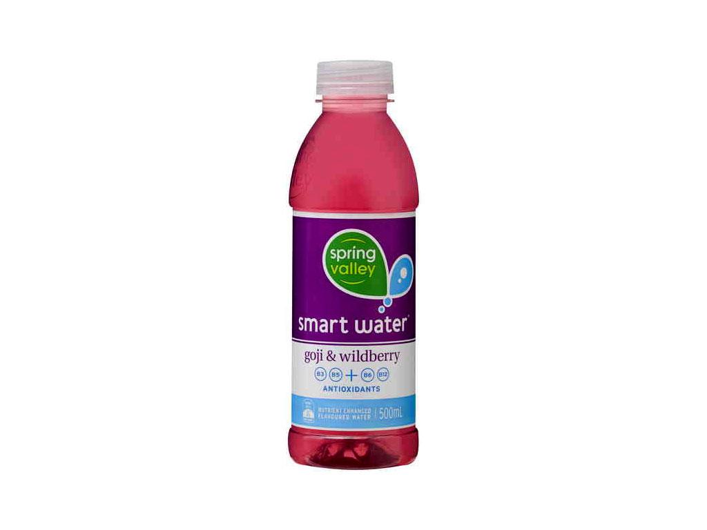 spring valley smart water Goji Wildberry bottle 500ml