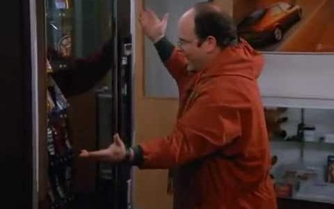 vending machine george costanza