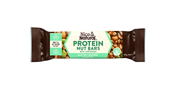 be natural protein bar