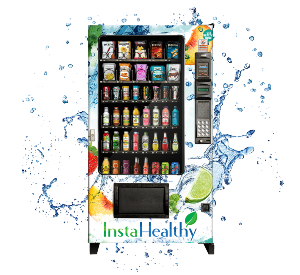 fitness vending machines