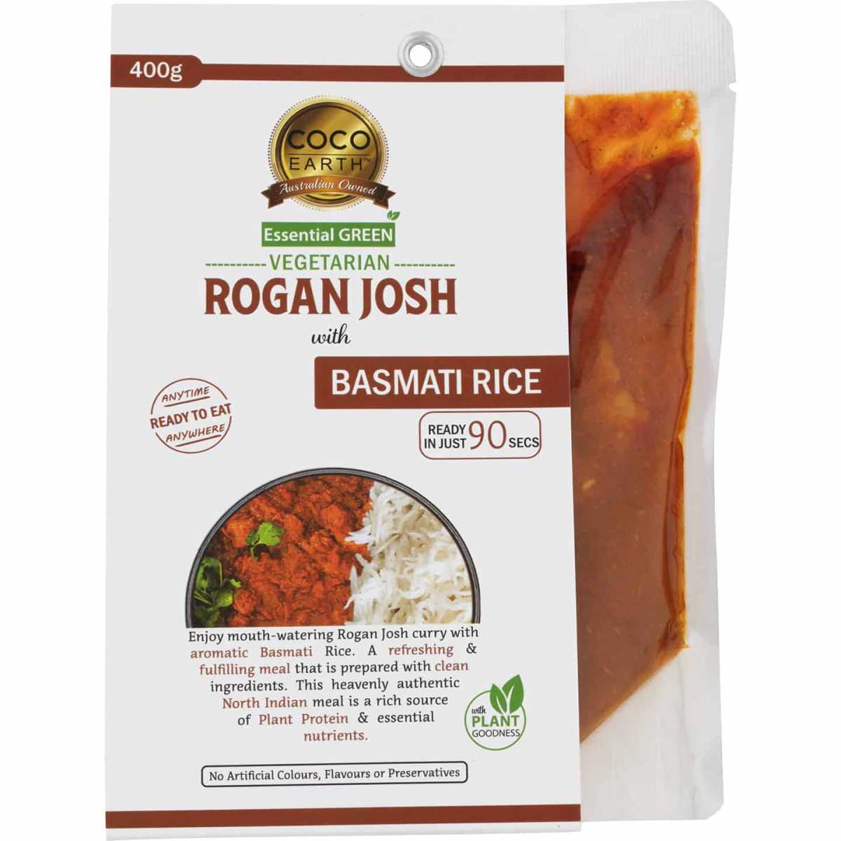 vegetarian rohan josh